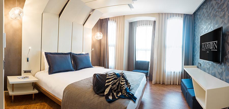 Şehir Manzaralı Delux oda