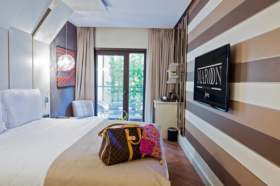 Executıve Suite with balcony